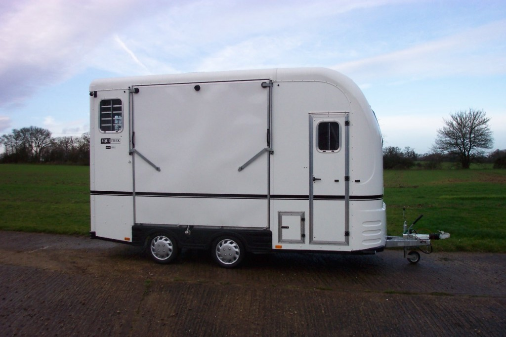 Equi-Trek Bury St Edmunds luxury horseboxes and trailers for sale