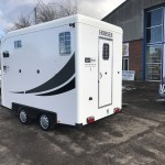 "Equi-Trek Space Treka L ""Excel"" Trailer"