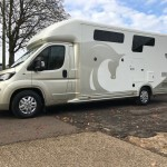 Equi-Trek Victory Excel with LV + Flush Glazed Windows & Deluxe Cab